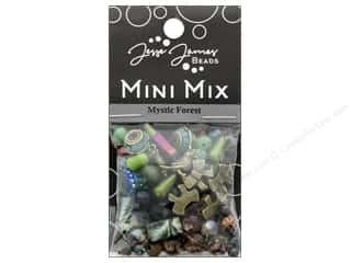 scrapbooking & paper crafts: Jesse James Bead Mini Mix Mystic Forest
