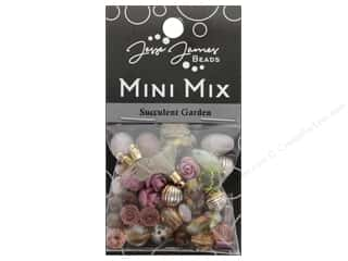 Jesse James Bead Mini Mix Succulent Garden