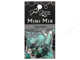 Jesse James Bead Mini Mix Swiss Chard