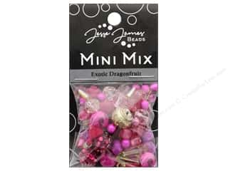Jesse James Bead Mini Mix Exotic Dragonfruit