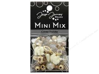 Jesse James Bead Mini Mix Creme Fraiche
