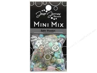 beading & jewelry making supplies: Jesse James Bead Mini Mix Baby Blanket