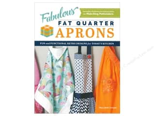 Fabulous Fat Quarter Aprons Book