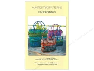 books & patterns: Aunties Two Camden Bags Pattern