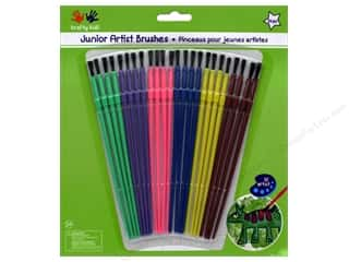 Multicraft Krafty Kids Junior Artist Brush 24pc