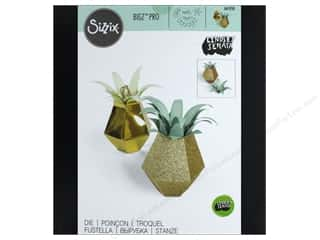 die cutting machines: Sizzix Dies Lindsey Serate Bigz Pro Pineapple