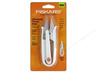 fiskars scissors: Fiskars Scissor Premier Thread Snips Ultrasharp
