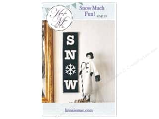 Kenzie Mac & Co Snow Much Fun! Pattern