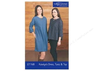books & patterns: Indygo Junction Katelyn's Dress, Tunic & Top Pattern