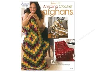 books & patterns: Annie's Amazing Crochet Afghans Book