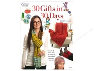 Annie's Crochet 30 Gifts in 30 Days Book