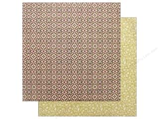 """scrapbooking & paper crafts: Authentique Collection Bountiful Paper 12"""" x 12"""" Three (25 pieces)"""