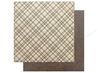"""Authentique Collection Bountiful Paper 12"""" x 12"""" One (25 pieces)"""