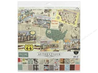 Authentique Collection Pastime Collection Kit