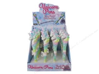 gifts & giftwrap: Shawshank POP Handpainted Unicorn Pens 16pc (16 pieces)