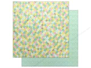 "Authentique Collection Beginnings Paper 12""x 12"" Four (25 pieces)"