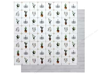 "Bo Bunny Collection Garden Party Paper 12""x 12"" Whimsy (25 pieces)"