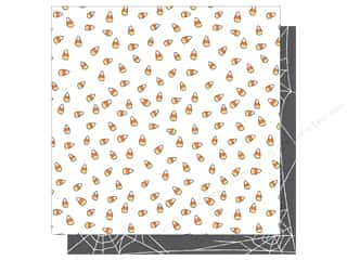 "bootiful: American Crafts Collection BOOtiful Night Paper 12""x 12"" Treat Yo' Self (25 pieces)"