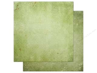 "Bo Bunny Collection Double Dot Paper 12""x 12"" Sweet Pear Vintage (25 pieces)"