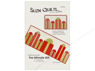 books & patterns: Suzn Quilts The Ultimate Gift Pattern