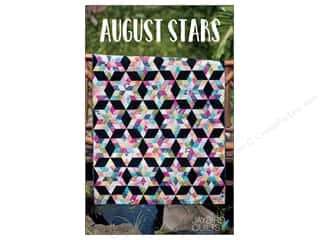 Jaybird Quilts August Stars Pattern