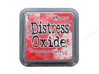 Ranger Tim Holtz Distress Oxide Ink Pad Abandoned Coral
