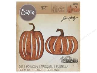 pumpkins: Sizzix Tim Holtz Bigz Die Pumpkin Patch