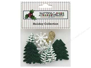 sewing & quilting: Buttons Galore Theme Button Holiday Woodland Frost