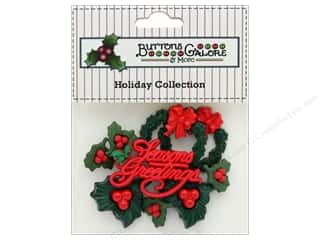 Buttons Galore Theme Button Holiday Deck The Halls