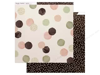 scrapbooking & paper crafts: Simple Stories Collection Beautiful Paper 12 in. x 12 in. Simply Wonderful (25 pieces)