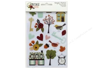 Simple Stories Collection Vintage Blessing Sticker Clear