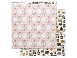 scrapbooking & paper crafts: Simple Stories Collection Vintage Blessing Paper 12 in. x 12 in.  Home Sweet Home (25 pieces)