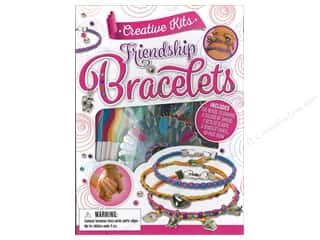 Silver Dolphin Creative Kit Friendship Bracelets