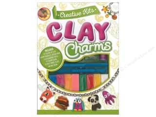 craft & hobbies: Silver Dolphin Creative Kit Clay Charms