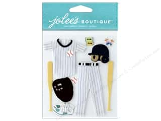 scrapbooking & paper crafts: Jolee's Boutique Stickers Sports Baseball