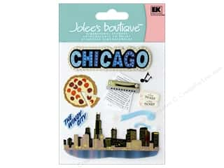 scrapbooking & paper crafts: EK Jolee's Boutique Chicago