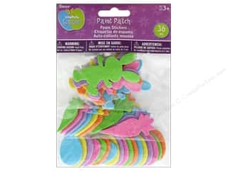 Darice Foamies Sticker Easter Glitter 36pc