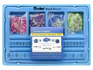 Darice Bead Board Jewelry Designer Starter Set