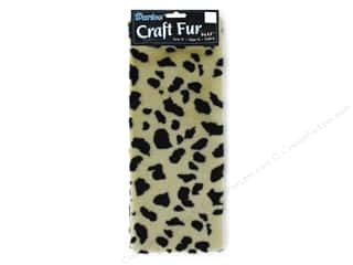 craft & hobbies: Darice Craft Fur 9 x 12 in. Cheetah