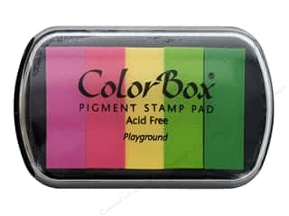 ColorBox Pigment Inkpad 5 Color Playground