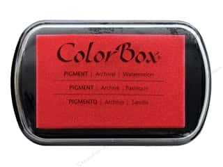 scrapbooking & paper crafts: ColorBox Pigment Inkpad Full Size Watermelon