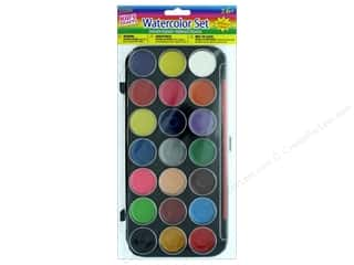 craft & hobbies: Darice Kids Watercolor Set 21 Colors