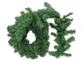 Darice Decor Christmas Garland Canadian Pine 9ft