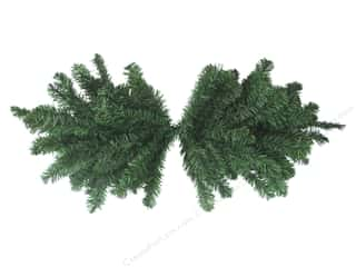 novelties: Darice Decor Christmas Swag Canadian Pine 32 in.