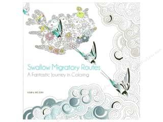 Thunder Bay Swallow Migratory Routes Color Book