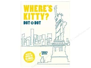 Thunder Bay Where's Kitty Dot to Dot Book