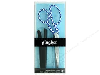 Gingher 8 in. Designer Dressmaker Shears - Lauren
