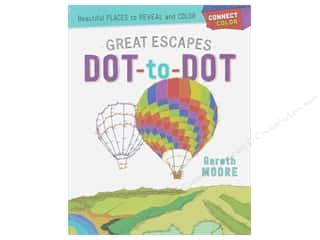 St Martin's Griffin Great Escapes Dot to Dot Book