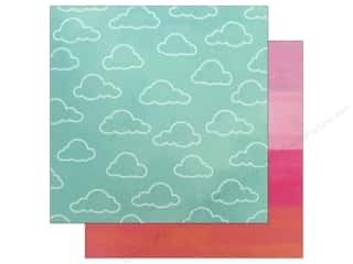 "Pink Paislee Collection Summer Lights Paper 12""x 12"" Paper 5 (25 pieces)"
