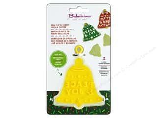 craft & hobbies: Fox Run Cookie Cutter Bakelicious Flip & Stamp Bell